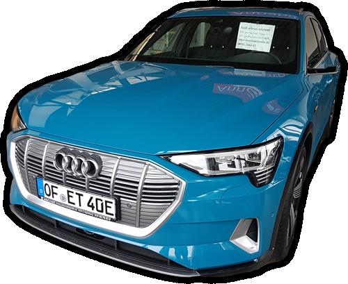 Audi e-tron advanced 55 quattro ET-40E