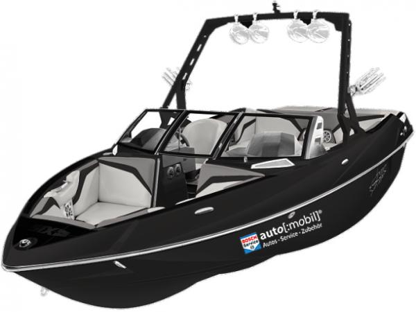 Malibu Axis T23 Wakeboard-Boot   Wakesurf-Boot